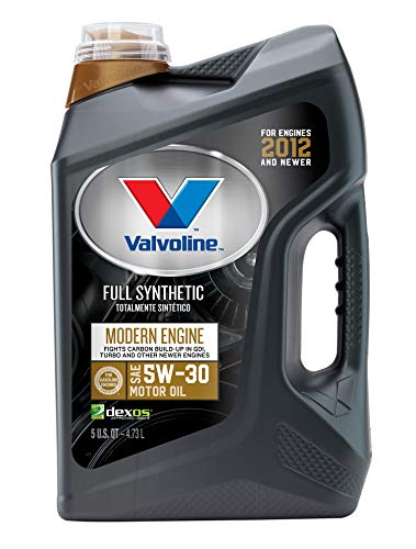 Valvoline  Modern Engine SAE 5W-30 Synthetic Motor Oil 5 QT