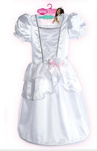Say Yes to the Dress TLC Girls Bridal Princess Costume Size 5-6