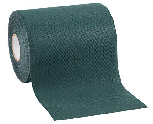 Cinta de vidrio artificial – Cinta de costura para césped, cinta adhesiva verde, cinta de sellado Astro, para jardín,...