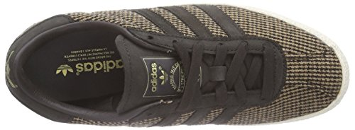 Adidas White Marrón Originalsgazelle night Brown night Unisex Braun Zapatillas Adulto chalk 70s Brown 1OrTqc7B1