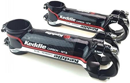 KEDDIE Potencia Carbono ALENACION Aluminio Bici MTB Marca 80MM ...