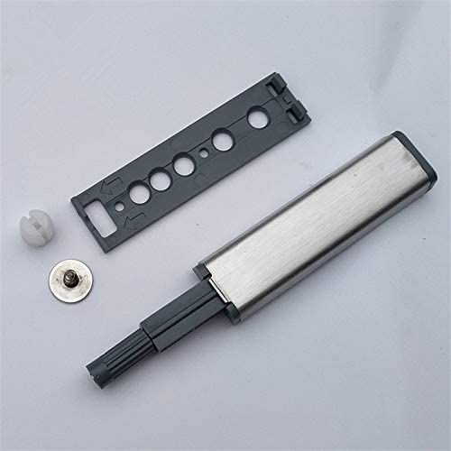 Color: Door Catches 5PCS Push to Open Cabinet Catches Door Stops Magnetic Touch Stop Kitchen Invisible Cabinet Pulls for Furniture Hardware