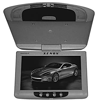 Xenos Grey Peacock Roof Mount Monitor For Cars - Xenos sports cars