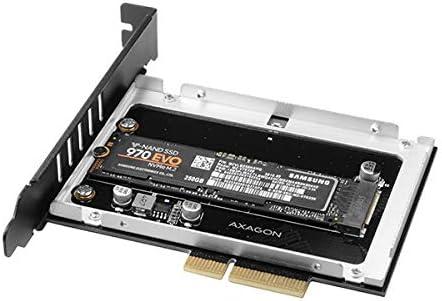 AXAGON ECO PCEM2-NC PCIE NVME M.2 Adapter. Adaptador PCI-Express ...