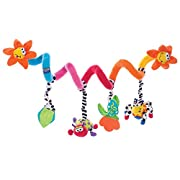 Playgro 0111885107 Amazing Garden Twirly Whirly Baby Toy for Baby