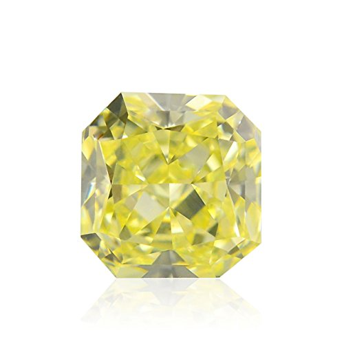0.46 Ct Radiant Diamond - 1