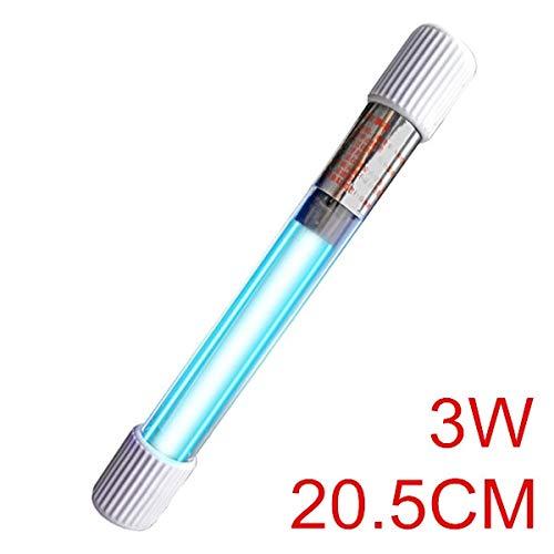 3W Pukido Submersible UV Water Sterilization Light Purify Water Killing Algae for Fish Tank Aquarium Deodorization 3W  5W 7W 9W 11W 13W (color  3W)