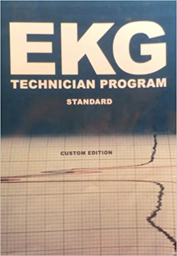 EKG Technician Program: 9780558559540: Amazon.com: Books