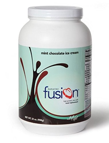 Bariatric Fusion Meal Replacement Protein 2lb Tub Mint Ch...