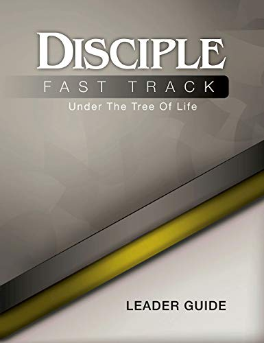 Disciple Fast Track Under the Tree of Life Leader Guide - eBook [ePub] (English Edition)