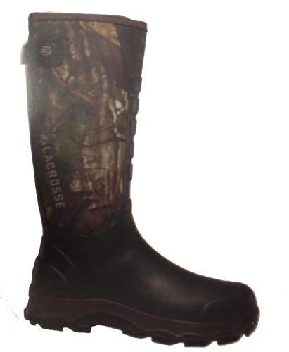 LaCrosse Men's 4X Alpha Snake Hunting Boot, Real Tree Extra