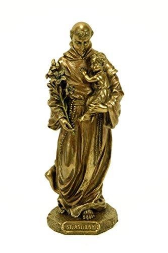 b99613dfc3c Figura Decorativa Religiosa  quot  San Antonio de Padua quot .