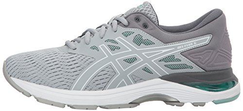 Mid flux Green opal Asics white Grey Donna Gel 5 Asicst861n XzqCF