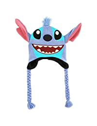 Disney Big Girls Lilo and Stitch Character Cold Weather Laplander Hat, Age 7-16