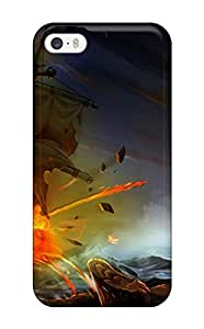 New Style 1354448K45306126 Protective Tpu Case With Fashion Design For Iphone 5/5s (league Of Legends)