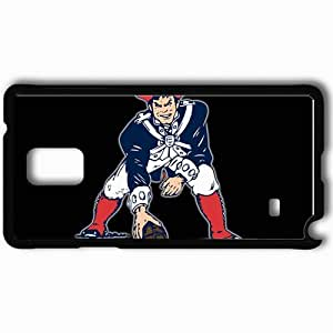 Personalized Samsung Note 4 Cell phone Case/Cover Skin 1072 new england patriots Black