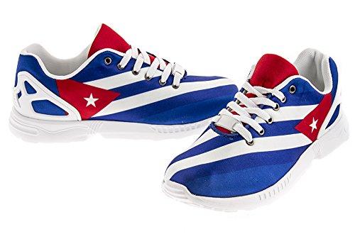 Zapatos Hombre Alma Cubana Modelo Fit Gimnasia Deporte