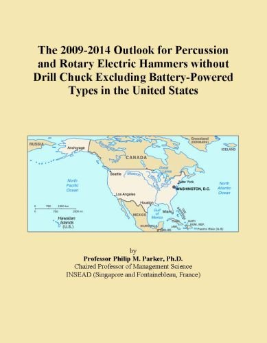 The 2009-2014 Outlook for Percussion and Rotary Electric Hammers without Drill Chuck Excluding Battery-Powered Types in the United States ()