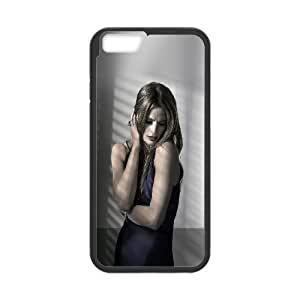 Celebrities Stana Katic Posing iPhone 6 4.7 Inch Cell Phone Case Black Exquisite gift (SA_488887)