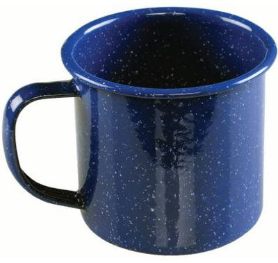 Coleman Camp Dinnerware Coffee Mug Blue 815A301T (Coleman Enamelware Blue compare prices)