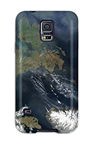 New From Space Tpu Case Cover, Anti-scratch OQnPCGi10425AJDnd Phone Case For Galaxy S5
