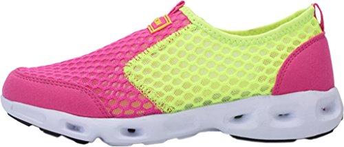 Herren Laufschuhe Sandalen Running Turnschuhe Schuhe Low Outdoor Sommer rose Pink Damen Top Gaatpot Freizeit Sportschuhe Sneakers dqwTtW