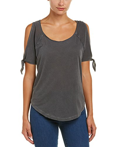Splendid Womens Cold-Shoulder Top, XL