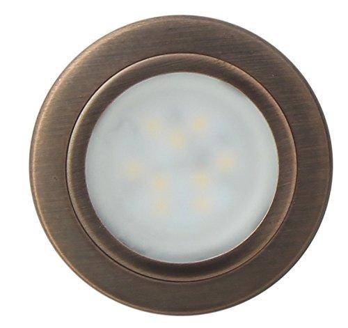 ITC (69929B-TF3K/F-DB) Décor Truffle LED Overhead Light