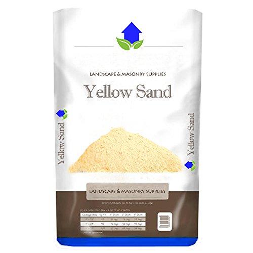(Play Sand - bag of sand, Yellow Sand - 20 LBS)