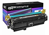 Speedy Inks Compatible Toner Cartridge Replacement for HP 504A CE252A (Yellow)