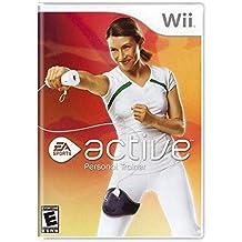 Wii Active Personal Trainer - (Renewed)