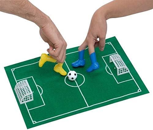 dedos kit de juego de fútbol de la alfombra 1, 4 botas, 1 bola, 2 ...