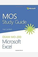 MOS Study Guide for Microsoft Excel Exam MO-200 Paperback