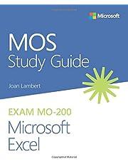 MOS Study Guide for Microsoft Excel Exam MO-200