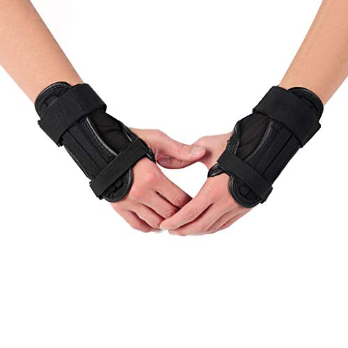 QYuan Comfort Cool Thumb Restriction Splint,Thumb Support Brace for Pain, Sprains, Strains, Arthritis, Carpal Tunnel & Trigger Thumb Immobilizer,Skating Outdoor Sports Wrist (C) (Name A Sport Associated With Other Countries)