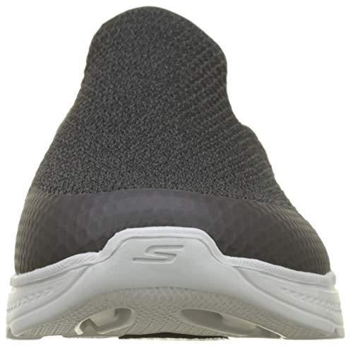 Sneaker Walk Nero 4 Uomo Go Bkgy Black Grey Infilare Skechers gtqO1x