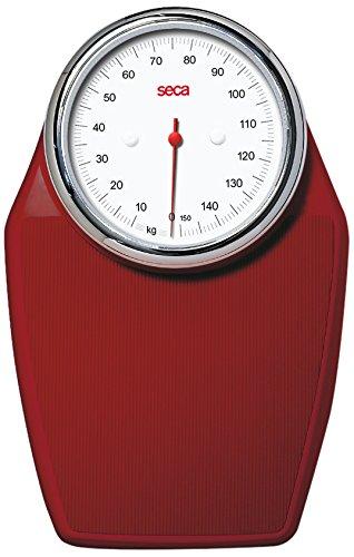 Seca 760 - Báscula analógica, color rojo: Amazon.es: Salud y cuidado personal