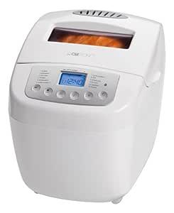 Clatronic BBA 3364 - Máquina para hacer pan (2 L)