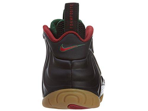 grg Hommes Gld Vert Grn Noir ball Foamposite Nike De Rd Gym Jaune Pour Air Basket Chaussures noir mtllc Rouge Pro xanwRqHg8