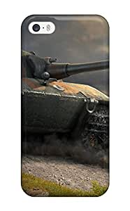 New Diy Design E 100 World Of Tanks For Iphone 5/5s Cases Comfortable For Lovers And Friends For Christmas Gifts