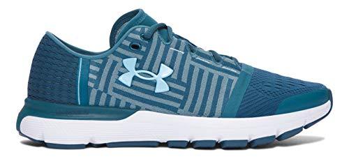 Armour Blue Marlin Graphic 3 Running Opal Fresco Under Green Blue Women's Gemini Speedform Shoes 4zqnaxw