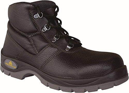 Delta Plus Chaussures–Set Chaussures montantes cuir JUMPER2S1Noir Taille 40(la paire)