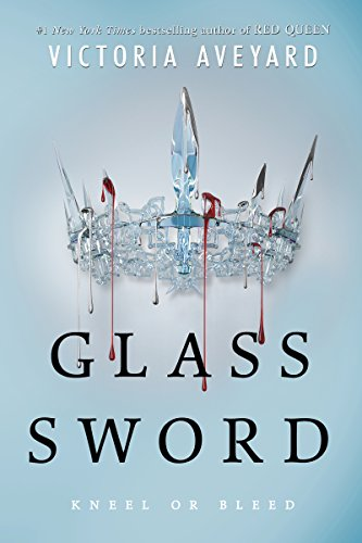 Glass Sword (Red Queen) - Centre Queens