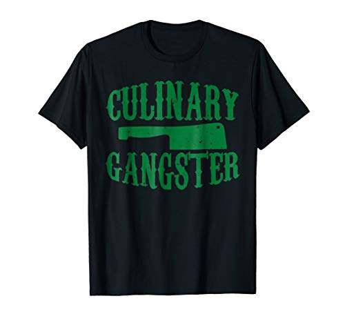 (Funny Culinary Gangster)