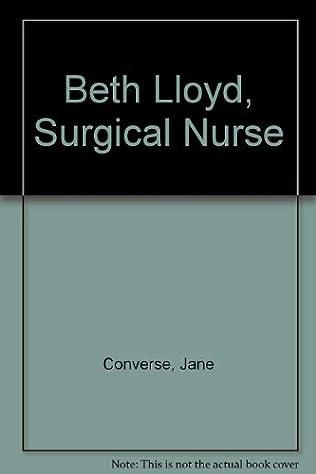 book cover of Beth Lloyd Surgical Nurse