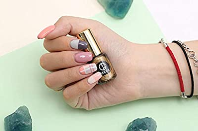 Gel Nail Polish Set - 12 Pcs 8ml Nude Gray Series Nail Art Gift Box, Soak Off Nail Art Manicure Varnish Set, Require LED UV Nail Dryer Lamp