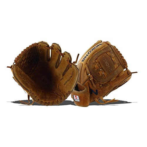 - Nokona Generation Baseball Glove Closed Web 12-inch Right Handed Thrower/G-1200C/L