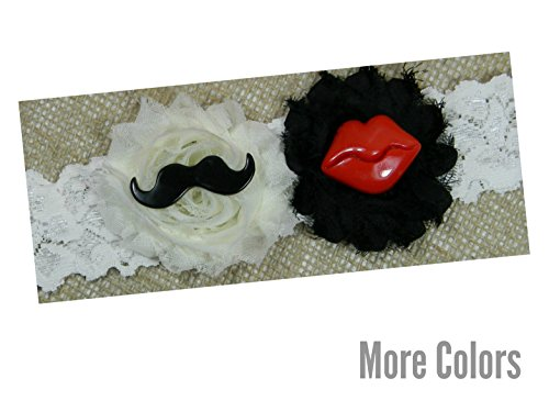 One Single Bridal Garter, Toss or Keepsake - Toss Single