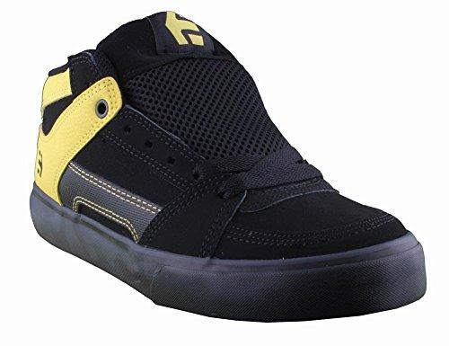 Etnies Rockstar RVM Black/Yellow Shoes