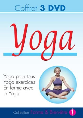 Coffret yoga [Francia] [DVD]: Amazon.es: Ananda Ruchpaul ...